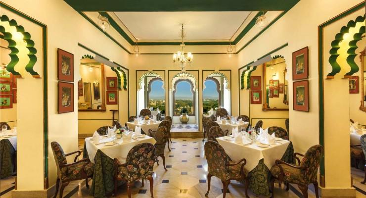 030 Pantya Restaurant, Shiv Niwas Palace, Udaipur