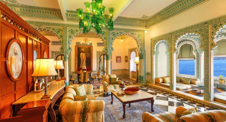 112 Imperial Suite, Room-17, Shiv Niwas Palace