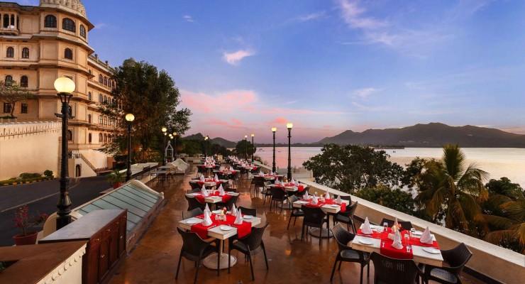 39 The Sunset Terrace - Fateh Prakash Palace
