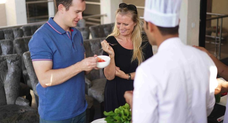 Cooking Classes with chef Atmanam