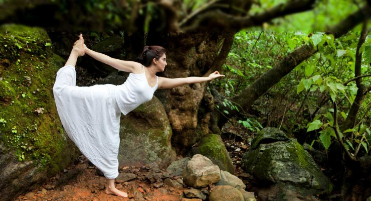 Yoga in the Nature Atmanam